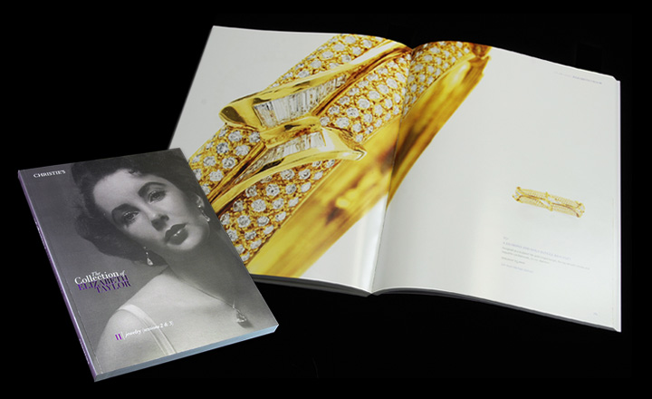 The Collection of Elizabeth Taylor - Christie's Auction Catalogue